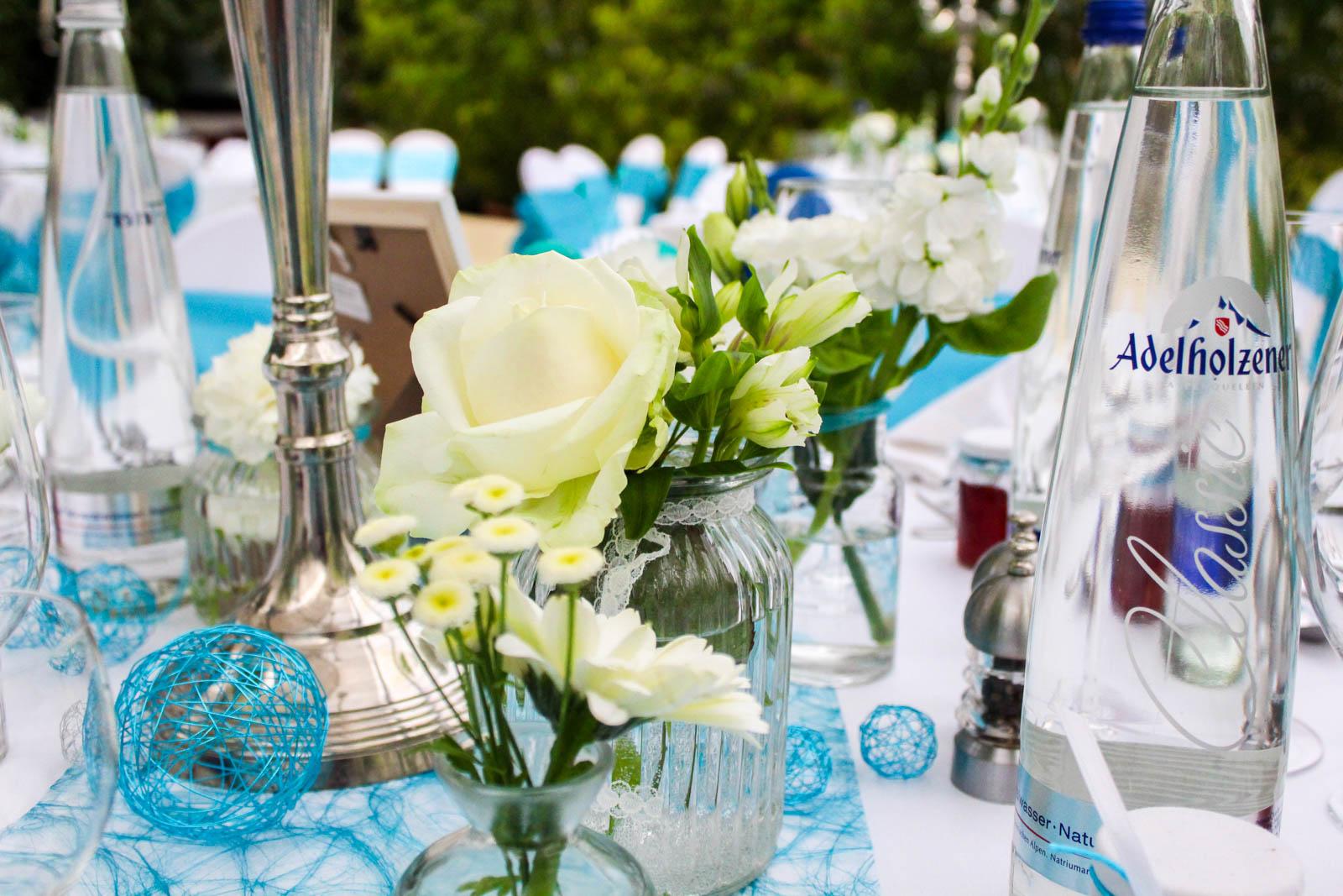 Hochzeit im Botanikum