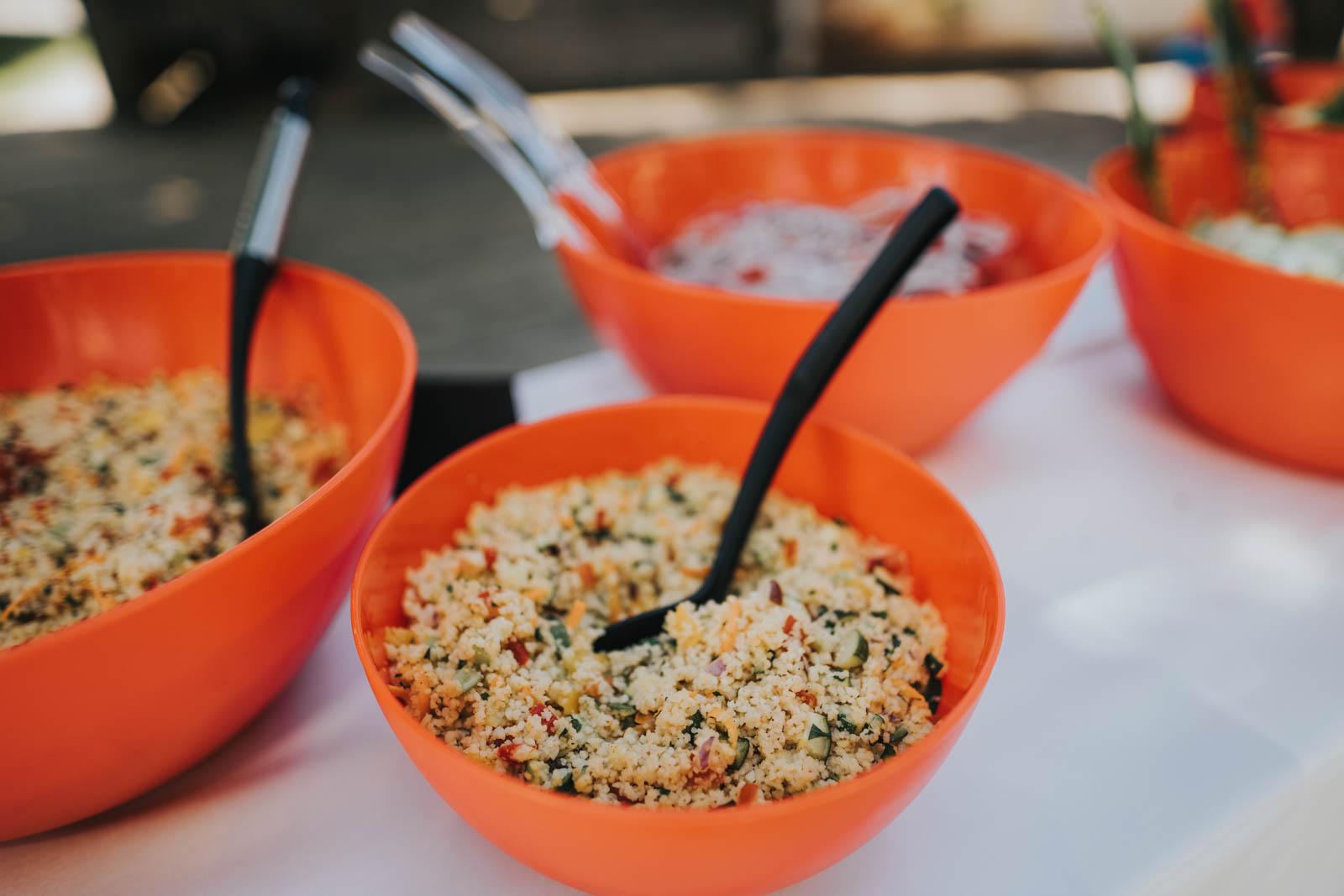 leckere Bowls zur Grillparty
