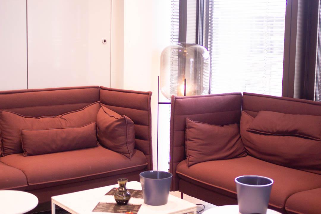 Bei Network eine Lounge anmieten
