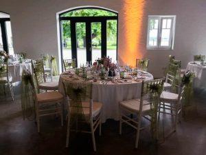 Green Wedding in der Kaltmühle