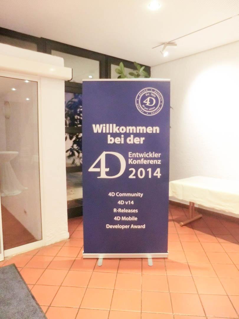 Die Konferenzräume in Eching