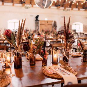 Das Hochzeits-Catering in der Remise